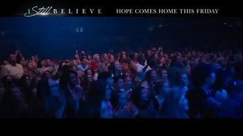 I Still Believe Home Entertainment TV Spot Song by Cast of I Still Believe - Thumbnail 2