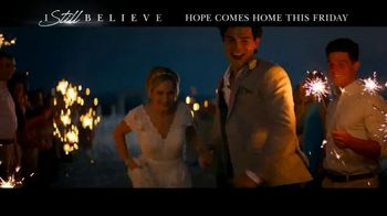 I Still Believe Home Entertainment TV Spot Song by Cast of I Still Believe - Thumbnail 3