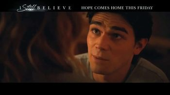 I Still Believe Home Entertainment TV Spot Song by Cast of I Still Believe - Thumbnail 6