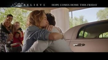 I Still Believe Home Entertainment TV Spot Song by Cast of I Still Believe - Thumbnail 7