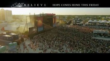 I Still Believe Home Entertainment TV Spot Song by Cast of I Still Believe - Thumbnail 8
