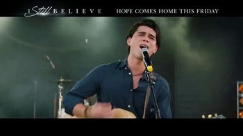 I Still Believe Home Entertainment TV Spot Song by Cast of I Still Believe - Thumbnail 9