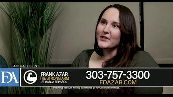 Franklin D. Azar & Associates, P.C. TV Spot, 'Uninsured Motorist'