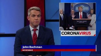 Newsmax TV Spot, 'Trump's Handling of Coronavirus'