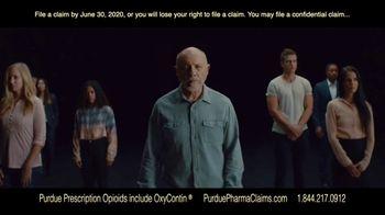 Prime Clerk TV Spot, 'Purdue Pharma Claims' Featuring Héctor Elizondo - 461 commercial airings