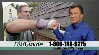 LeafGuard Spring Blowout Sale TV Spot, 'Double Your Gift' - Thumbnail 1