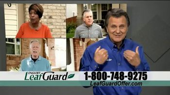 LeafGuard Spring Blowout Sale TV Spot, 'Double Your Gift' - 25 commercial airings