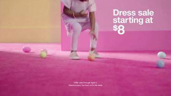 Target Dress Sale TV Spot, 'Anthem Dresses' Song by LONIS - Thumbnail 2