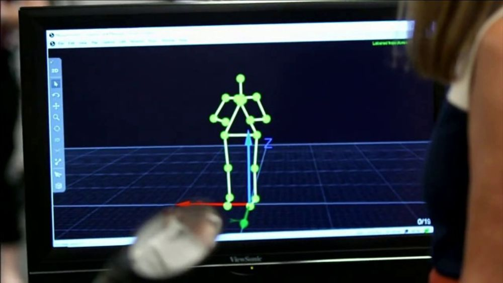 BTN LiveBIG TV Commercial, 'A Michigan State Lab Studies the Mechanics of the Human Body'