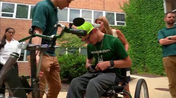 BTN LiveBIG TV Spot, 'A Michigan State Lab Studies the Mechanics of the Human Body' - Thumbnail 10
