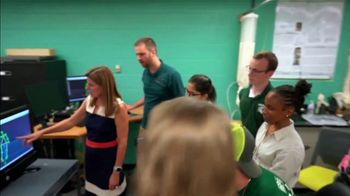 BTN LiveBIG TV Spot, 'A Michigan State Lab Studies the Mechanics of the Human Body' - Thumbnail 2