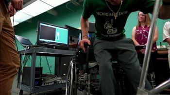 BTN LiveBIG TV Spot, 'A Michigan State Lab Studies the Mechanics of the Human Body' - Thumbnail 5