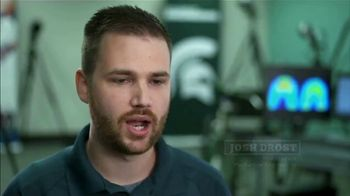 BTN LiveBIG TV Spot, 'A Michigan State Lab Studies the Mechanics of the Human Body' - Thumbnail 6
