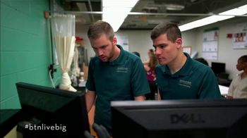 BTN LiveBIG TV Spot, 'A Michigan State Lab Studies the Mechanics of the Human Body' - Thumbnail 7