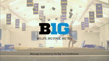 Big Ten Conference TV Spot, 'Faces of the Big Ten: Abby Brenner' - Thumbnail 9