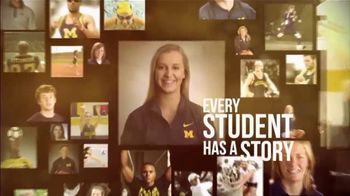 Big Ten Conference TV Spot, 'Faces of the Big Ten: Abby Brenner' - Thumbnail 1