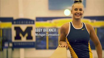 Big Ten Conference TV Spot, 'Faces of the Big Ten: Abby Brenner' - Thumbnail 2