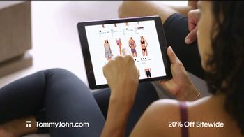 Tommy John Spring Sale TV Spot, '20% Off Sitewide' - Thumbnail 8