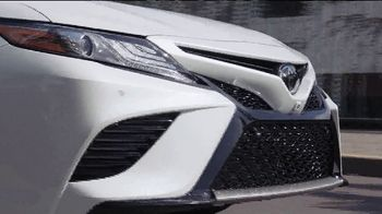 Toyota Camry TV Spot, 'Dear Road Rivals: Camry' [T1] - Thumbnail 5