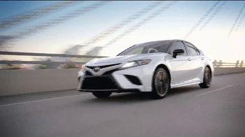 Toyota Camry TV Spot, 'Dear Road Rivals: Camry' [T1] - Thumbnail 6