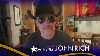 FOX Nation TV Spot, 'A Night With John Rich' - 1 commercial airings