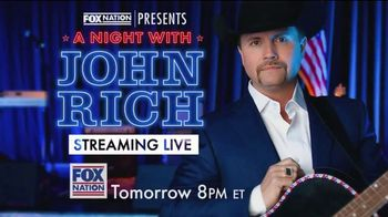 FOX Nation TV Spot, 'A Night With John Rich' - Thumbnail 8