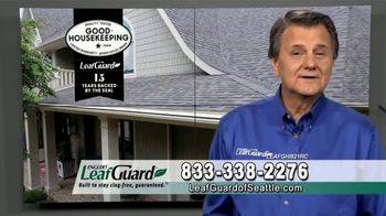 LeafGuard of Seattle Spring Blowout Sale TV Spot, 'Don't Risk a Fall'