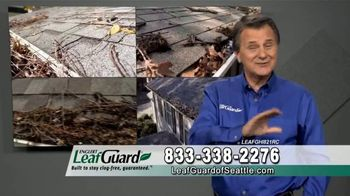 LeafGuard of Seattle Spring Blowout Sale TV Spot, 'Don't Risk a Fall' - Thumbnail 6
