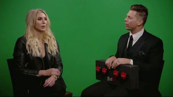Snickers TV Spot, 'WWE Fan Favorite Commercials: Woo' Featuring Charlotte Flair, Gregory Mizanin - 2 commercial airings