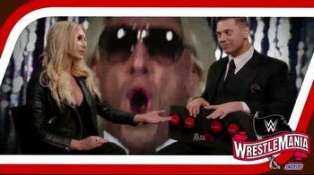 Snickers TV Spot, 'WWE Fan Favorite Commercials: Woo' Featuring Charlotte Flair, Gregory Mizanin - Thumbnail 2
