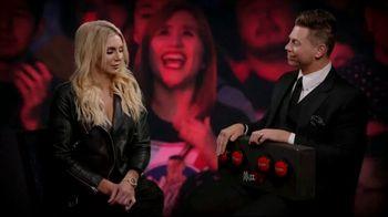 Snickers TV Spot, 'WWE Fan Favorite Commercials: Woo' Featuring Charlotte Flair, Gregory Mizanin - Thumbnail 6
