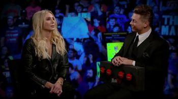 Snickers TV Spot, 'WWE Fan Favorite Commercials: Woo' Featuring Charlotte Flair, Gregory Mizanin - Thumbnail 7