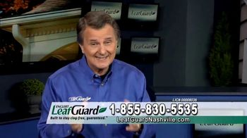 LeafGuard of Nashville Spring Blowout Sale TV Spot, 'Weight of Muck'