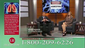 Fears Nachawati TV Spot, 'Mesothelioma Legal Helpline' - Thumbnail 1