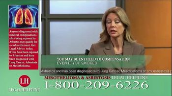 Mesothelioma Legal Helpline thumbnail