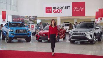 Toyota Ready Set Go! TV Spot, 'Imagine Yourself' [T2] - Thumbnail 4