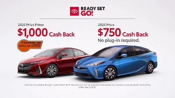 Toyota Ready Set Go! TV Spot, 'Imagine Yourself' [T2] - Thumbnail 6