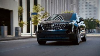 Cadillac Move Up Sales Event TV Spot, 'Move Up to Cadillac' Song by DJ Shadow Ft. Run the Jewels [T2] - Thumbnail 1