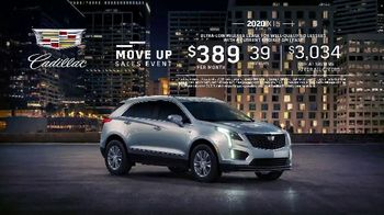 Cadillac Move Up Sales Event TV Spot, 'Move Up to Cadillac' Song by DJ Shadow Ft. Run the Jewels [T2] - Thumbnail 5