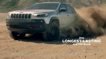 Jeep Celebration Event TV Spot, \'On the Road and Off It\' Song by Old Dominion [T2]