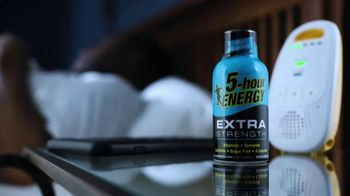 5-Hour Energy Extra Strength TV Spot, 'Dad's Turn'