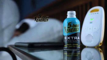 5-Hour Energy Extra Strength TV Spot, 'Dad's Turn' - Thumbnail 4