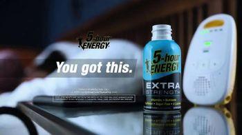 5-Hour Energy Extra Strength TV Spot, 'Dad's Turn' - Thumbnail 5