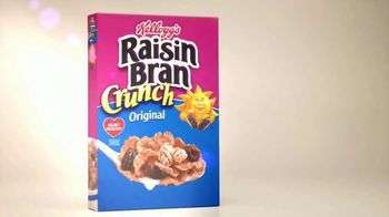 Kellogg's Raisin Bran TV Spot, 'Combination' - Thumbnail 1