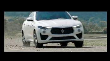 Maserati Levante TV Spot, 'Raise Your Expectations' [T1]