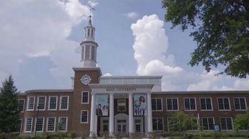 Kean University TV Spot, 'Modest Beginnings' - Thumbnail 2