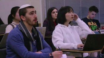 Kean University TV Spot, 'Modest Beginnings' - Thumbnail 7