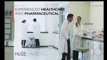 FSD Pharma TV Spot, 'Developing Synthetic Compounds to Address Unmet Medical Needs'