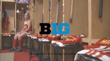 Big Ten Conference TV Spot, 'Faces of the Big Ten: Hannah Bond' - Thumbnail 9