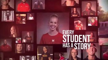 Big Ten Conference TV Spot, 'Faces of the Big Ten: Hannah Bond' - Thumbnail 1